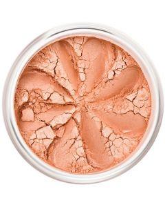 Lily Lolo Juicy Peach Blush: Gluten free, vegan.  A delicious creamy matte peach blush.