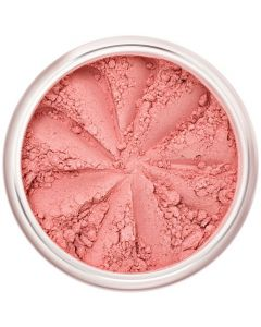 Lily Lolo Ooh La La Blush: Gluten free.  A gorgeous matte, pink blush perfect.