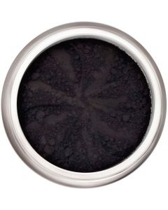Lily Lolo Witchypoo Eyes: Vegan Friendly, Gluten Free. A creamy matte black mineral eyeshadow, great for smoky eyes and also perfect as eyeliner - simply mix with water and apply with our eyeliner brush.