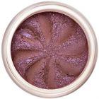Lily Lolo Choc Fudge Cake Eyes: Vegan Friendly, Gluten Free. A rich softly sparkling deep brown mineral eyeshadow.