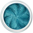 Lily Lolo Pixie Sparkle Eyes: Vegan Friendly, Gluten Free. A sparkly blue/green mineral eyeshadow - a really striking colour.